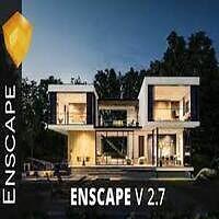 Enscape 3D 2.7 Crack SketchUp + Keygen Full Latest Download 2021